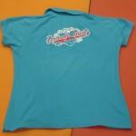 Tričko s motivem Orange Gym - Záda