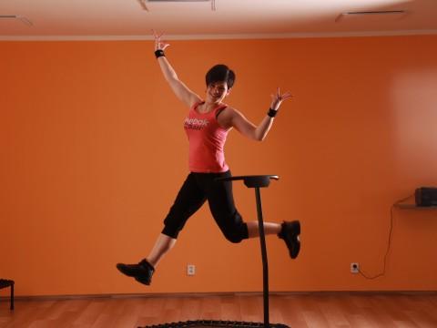 Trampolínky, Jumping